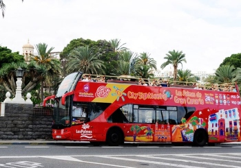 City Sightseeing Las Palmas