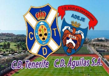 CD Tenerife VS CD Aguilas SA