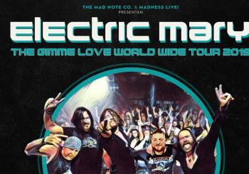 Electric Mary en Madrid