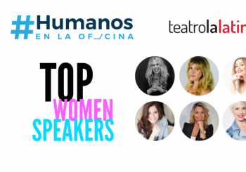 Top Women Speakers en Madrid (Teatro La Latina)