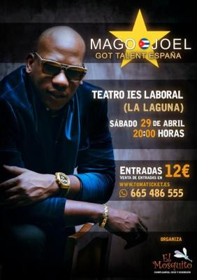 Mago Joel Got Talent España