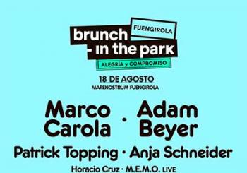 Entradas Brunch In The Park Fuengirola en Málaga