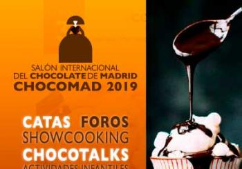 Entradas Salón Internacional del Chocolate de Madrid
