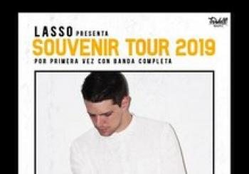 LASSO - SOUVENIR TOUR - Ticket VIP - Madrid. En MADRID