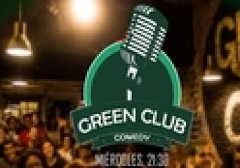 Entradas Green Club Comedy en Madrid