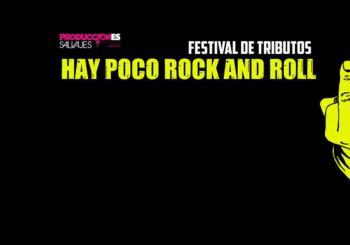 Festival de Tributos - Hay poco Rock and Roll en Jaén