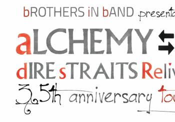 bROTHERS iN bAND - Alchemy dIRE sTRAITS Re-Live en Santander