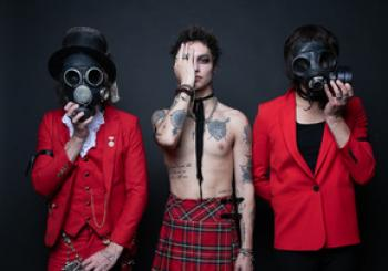 Palaye Royale en Madrid