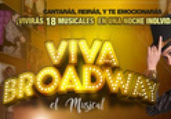 Entradas Viva Broadway, el musical en Madrid