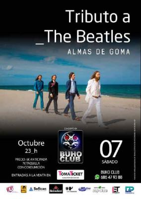 Tributo a The Beatles Tenerife