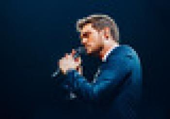 "Michael Bublé ""AN EVENING WITH"" - Stage en Madrid"