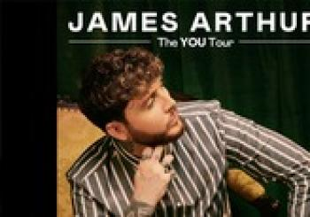 James Arthur en Madrid