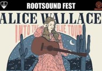 Alice Wallace (Rootsound Fest Barcelona)