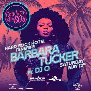Children of the 80s - Barbara Tucker ft Dj Q