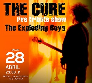 The Cure - Live Tribute Show