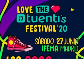 Entradas Love the Tuenti's Festival en Madrid