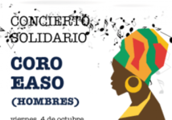 Concierto solidario del Coro Easo para We Are Like You. En Vitoria-Gasteiz