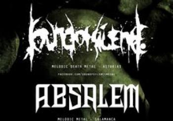 SOUND OF SILENCE + ABSALEM + OUTREACH en Madrid