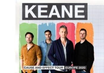 KEANE: Cause and effect tour - Standing Premium Bundle en Madrid