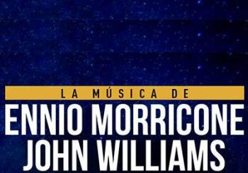 Entradas Bandas Sonoras E. Morricone,H. Zimmer y J.Williams en Madrid
