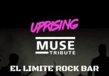 UPRISING MUSE TRIBUTE EN COLLADO VILLALBA, EL LIMITE ROCK BAR