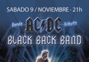 Black Back Band (Tributo AC/DC). En Madrid