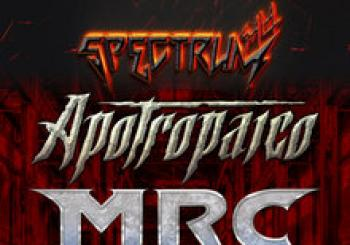 Metal Alliance (Apotropaico, MRC, Law Maker) MURCIA