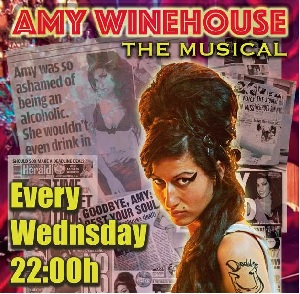 Amy Winehouse EL MUSICAL