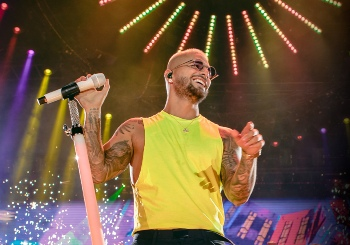 Maluma en Madrid