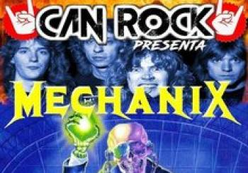 Mechanix (Megadeth Tribute) Live! @ Can Rock. En Sant Josep de sa Talaia