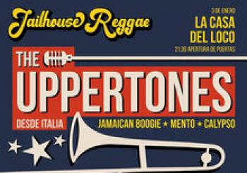 THE UPPERTONES + THE MAGNETOPHONES en ZARAGOZA.