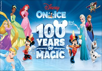 Disney On Ice 100 años de magia en Barcelona