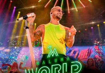Entradas Maluma World Tour en Madrid