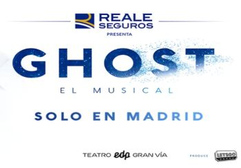Entradas Ghost - El Musical en Madrid