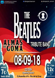 Almas de Goma Tibuto a The Beatles