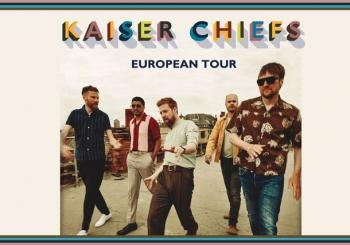 Kaiser Chiefs en Madrid