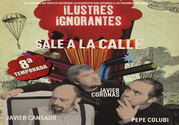 Ilustres Ignorantes en Madrid