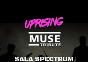 UPRISING MUSE TRIBUTE EN SALA SPECTRUM, MURCIA