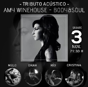 Tributo acústico - Amy Winehouse