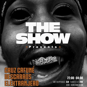 THE SHOW PRESENTS- Concierto Cafuné
