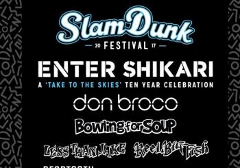 Slam Dunk Festival North 2020 en Leeds