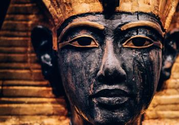TUTANKHAMUN: Treasures of the Golden Pharaoh presented by Viking London