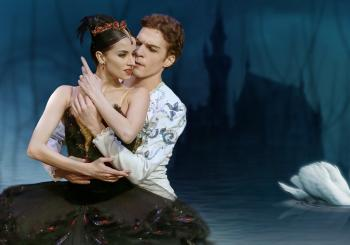 Russian National Ballet Presents Swan Lake Dunfermline
