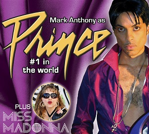 Prince plus guests & Madonna