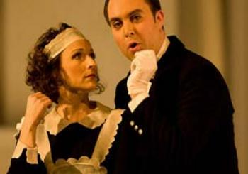 The Marriage of Figaro - Welsh National Opera Birmingham