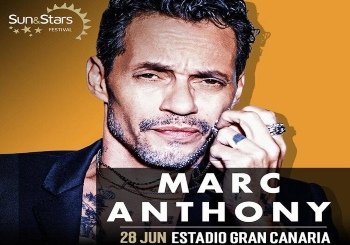 Marc Anthony en Gran Canaria.