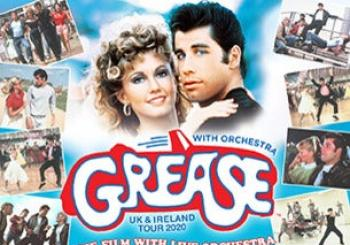Grease In Concert - Film with Live Orchestra en Birmingham