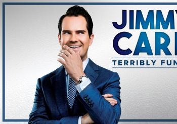 Jimmy Carr: Terribly Funny en London