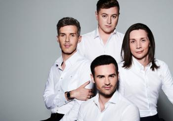 Collabro en Southend-On-Sea