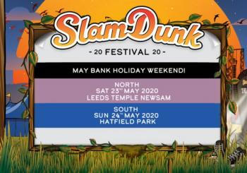 Slam Dunk Festival South Official Afterparty - London